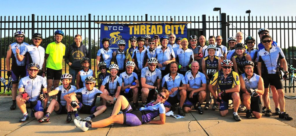 thread city cyclers connecticut
